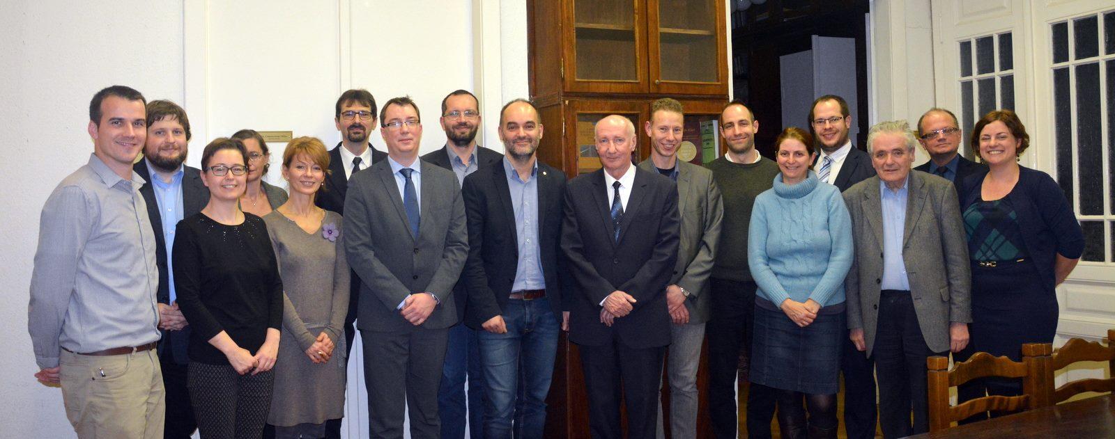 Karunk oktatói a Magyar Alkotmányjogászok Egyesületének élén