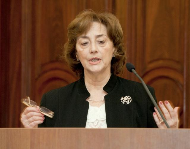 Lamm Vandát az MTA alelnökévé választották