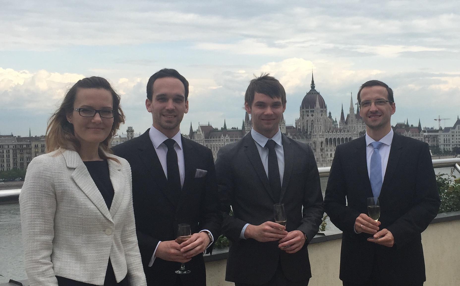 Győri sikerek a VII. Országos Nemzetközi Jogi Jogesetmegoldó Versenyen