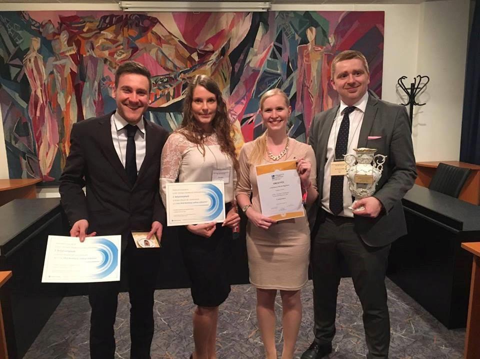 Újabb siker a Munkajogi Perbeszédversenyen