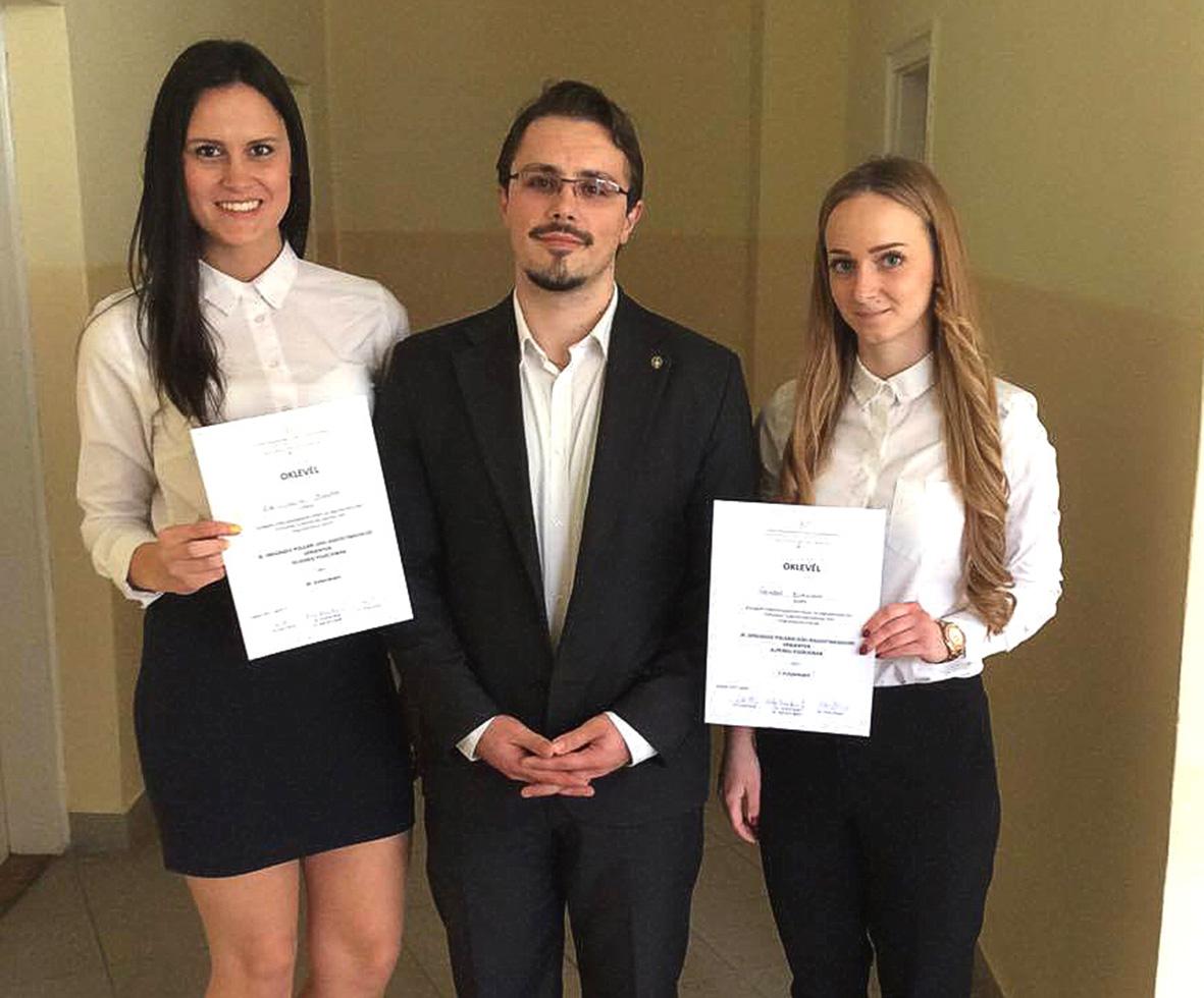 Győri sikerek az országos polgári jogi jogesetmegoldó versenyen